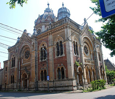 Fabric Synagogue