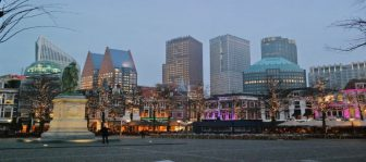 The Hague, Netherlands Restitution Program