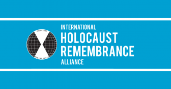 CLAIMS CONFERENCE AND WJRO WELCOME INTERNATIONAL HOLOCAUST REMEMBRANCE ALLIANCE (IHRA) DECLARATION HONORING VICTIMS AND SURVIVORS OF THE HOLOCAUST
