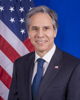 "US SECRETARY OF STATE BLINKEN TO WJRO & CLAIMS CONFERENCE: ""I ASSURE YOU THAT I WILL KEEP HIGH ON MY AGENDA RESOLUTION OF REMAINING HOLOCAUST-ERA PROPERTY RESTITUTION ISSUES, AS WELL AS SUPPORT FOR SURVIVORS AND JEWISH COMMUNITIES DEVASTED BY THE HOLOCAUST"""